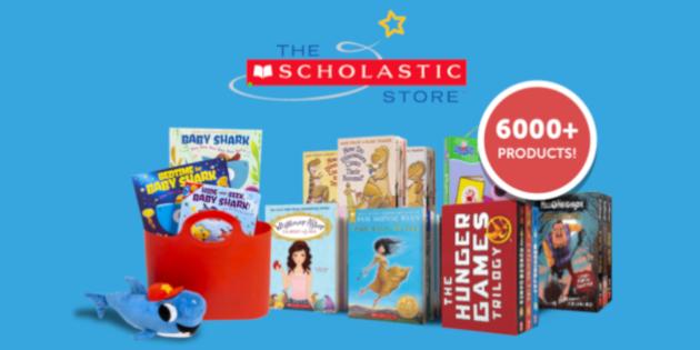 Virtual Scholastic Book Fair for RRES