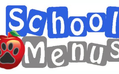September 2020 Breakfast and Lunch Menus